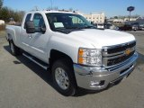 2013 Chevrolet Silverado 3500HD LT Extended Cab 4x4 Data, Info and Specs