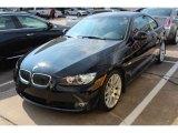 2010 Jet Black BMW 3 Series 328i Coupe #77270642