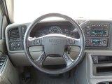 2007 GMC Sierra 2500HD Classic SLT Crew Cab 4x4 Steering Wheel