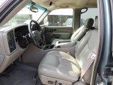 2007 GMC Sierra 2500HD Classic SLT Crew Cab 4x4 Tan Interior