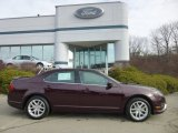 2011 Bordeaux Reserve Metallic Ford Fusion SEL V6 AWD #77270261