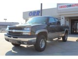 2003 Chevrolet Silverado 2500HD LT Crew Cab Data, Info and Specs