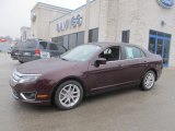 2011 Bordeaux Reserve Metallic Ford Fusion SEL #77270501