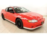 2000 Torch Red Chevrolet Monte Carlo Limited Edition Pace Car SS #77270739