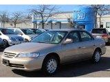 2002 Naples Gold Metallic Honda Accord LX Sedan #77270859