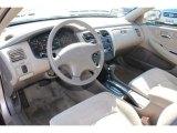 2002 Honda Accord LX Sedan Ivory Interior