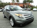 2011 Sterling Grey Metallic Ford Explorer XLT #77270370