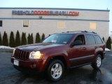 2006 Red Rock Crystal Pearl Jeep Grand Cherokee Laredo 4x4 #77270957