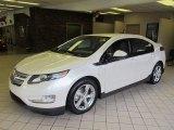 2013 Summit White Chevrolet Volt  #77270360