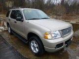 2004 Ford Explorer Pueblo Gold Metallic
