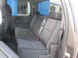 2013 Chevrolet Silverado 1500 LT Crew Cab Rear Seat