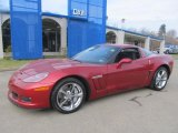 2013 Crystal Red Tintcoat Chevrolet Corvette Grand Sport Coupe #77270355
