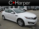 2013 Snow White Pearl Kia Optima LX #77270111