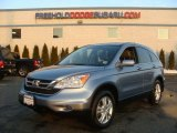 2010 Glacier Blue Metallic Honda CR-V EX-L AWD #77270938