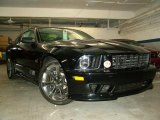 2006 Black Ford Mustang Saleen S281 Supercharged Coupe #7693920