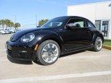 2013 Volkswagen Beetle 2.5L Fender Edition Data, Info and Specs