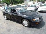 1999 Black Chevrolet Cavalier LS Sedan #77270930