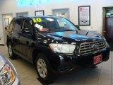2010 Black Toyota Highlander V6 #77270449