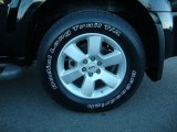 Nissan Pathfinder 2011 Wheels and Tires