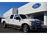 2013 Ford F250 Super Duty Lariat Crew Cab Data, Info and Specs
