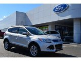 2013 Ingot Silver Metallic Ford Escape SEL 2.0L EcoBoost #77270443