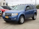 2009 Sport Blue Metallic Ford Escape XLT #7695218