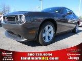 2013 Granite Crystal Metallic Dodge Challenger SXT #77270432