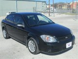 Black Chevrolet Cobalt in 2010