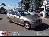 2010 Platinum Bronze Metallic BMW 3 Series 328i Sedan #77270567