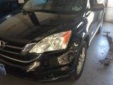 2010 Crystal Black Pearl Honda CR-V EX AWD #77270171