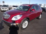 Red Jewel Buick Enclave in 2008