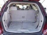 2008 Buick Enclave CXL Trunk