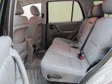 2005 Mercedes-Benz ML 350 4Matic Rear Seat