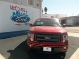 2013 Ruby Red Metallic Ford F150 FX2 SuperCrew #77270297