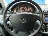 2005 Mercedes-Benz ML 350 4Matic Steering Wheel