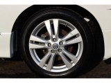 Nissan Quest 2012 Wheels and Tires