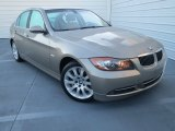2008 Platinum Bronze Metallic BMW 3 Series 335i Sedan #77270551