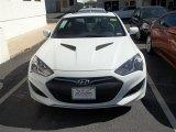 2013 White Satin Pearl Hyundai Genesis Coupe 2.0T #77270291