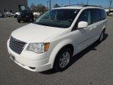 2009 Chrysler Town & Country Stone White