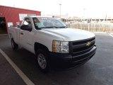 2008 Summit White Chevrolet Silverado 1500 Work Truck Regular Cab #77270667