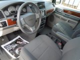 2009 Chrysler Town & Country Interiors