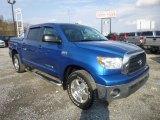 2007 Blue Streak Metallic Toyota Tundra SR5 CrewMax 4x4 #77270768