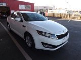 2013 Snow White Pearl Kia Optima LX #77270656