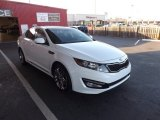 2013 Snow White Pearl Kia Optima LX #77270654