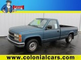 1990 Chevrolet C/K C1500 Scottsdale Regular Cab Data, Info and Specs