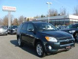 2010 Black Forest Pearl Toyota RAV4 Limited V6 4WD #77332157