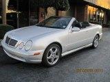 2002 Mercedes-Benz CLK 55 AMG Cabriolet