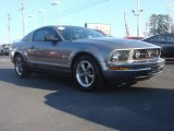 2006 Tungsten Grey Metallic Ford Mustang V6 Premium Coupe #77332291