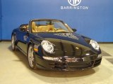 2008 Black Porsche 911 Carrera S Cabriolet #77332029