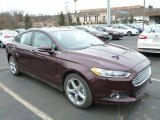 2013 Bordeaux Reserve Red Metallic Ford Fusion SE 1.6 EcoBoost #77332130